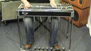 Pedal Steel Guitar - A Little Lloyd (not) V2