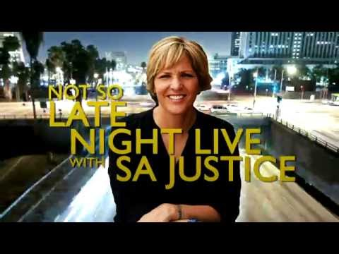 Not So Late Night with SA JUSTICE LIVE