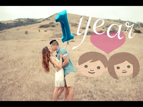 One Year Anniversary | Khanh and Jonathan
