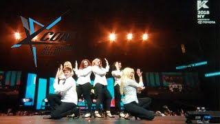 Baixar [HARU] [1ST PLACE @ KCON NY COVER STAR K 2018] Red Velvet (레드벨벳) - Be Natural x Look Dance Cover