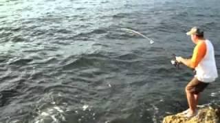 Pesca en Cartagena de Indias