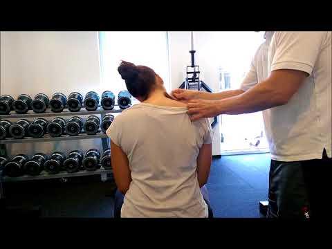Mobilisierung Hals Nacken