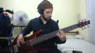 Dream Theater - Beyond This Life. Bass Cover by Samael.