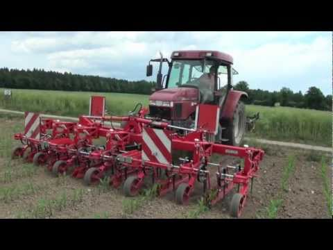 Démonstration De Machines De Sarclage (sottotitoli In Italiano) Mai 2011)