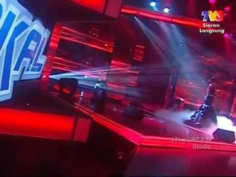 Ziana Zain - Tiada Kepastian 2012 (Final Vokal Bukan Sekadar Rupa 2)
