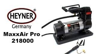 HEYNER MaxxAir Pro 218000 — компрессор — видео обзор 130.com.ua