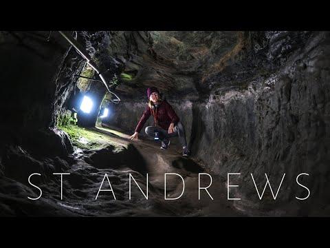 Underground Mine & Dungeon In St Andrews   Explore Scotland