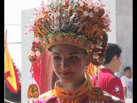 Chinese traditional wedding in Thailand