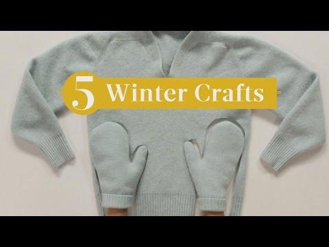 5 Winter Crafts