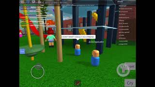 Roblox - Life Of Baby Boo