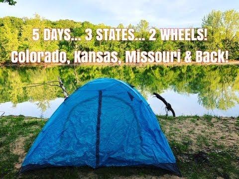 5 DAYS 3 STATES 2 WHEELS