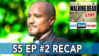 The Walking Dead Season 5 Episode 2 Review | Strangers Recap | Oct 19, 2014