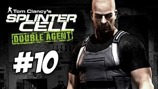 Splinter Cell Double Agent Walkthrough | No Commentary | Part 10 | Mission 10: JBA HQ 4 (HD 60fps)