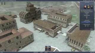Grand Ages: Rome - Tutorial Gameplay PC