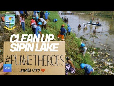 Planet Heroes | Sipin Lake, Jambi City
