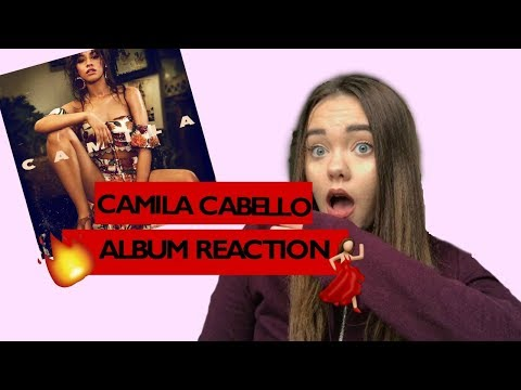 REACTION TO CAMILA BY CAMILA CABELLO | Megan Lizzi