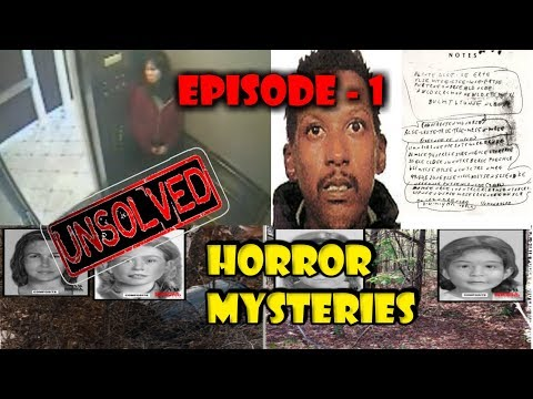 Unsolved Horror Mysteries with Ghost series - EPISODE 1 (Hindi)