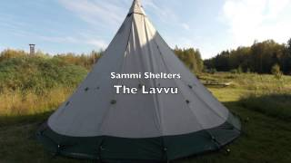 Lessons from the Sami - Making Shelter