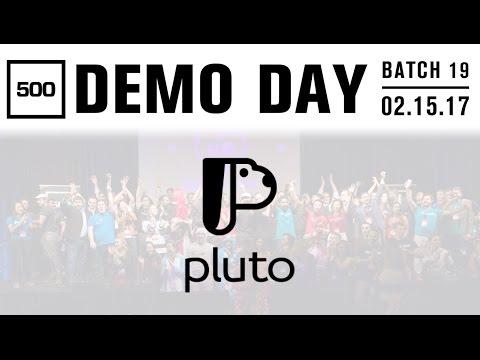 [500 STARTUPS DEMO DAY 2017] BATCH 19, Pluto AI