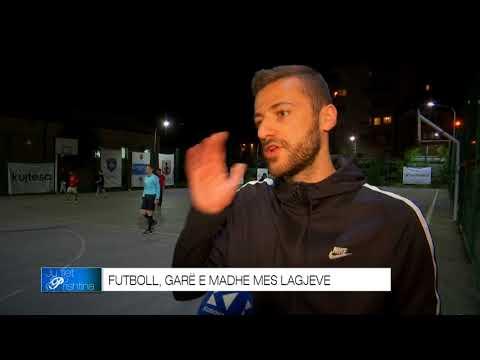 Futboll, garë e madhe mes lagjeve - 26.05.2018 - Klan Kosova