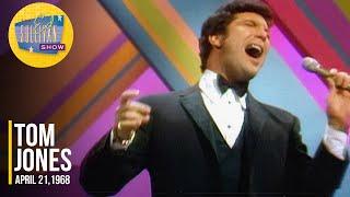 "Tom Jones ""It's Not Unusual"" (April 21, 1968) on The Ed Sullivan Show"