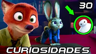 30 Things You Didn't Know About Zootopia