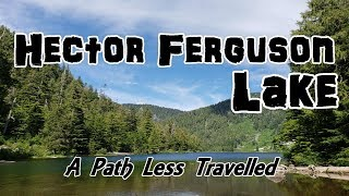 Hector Ferguson Lake - Golden Ears Provincial Park - in 4K