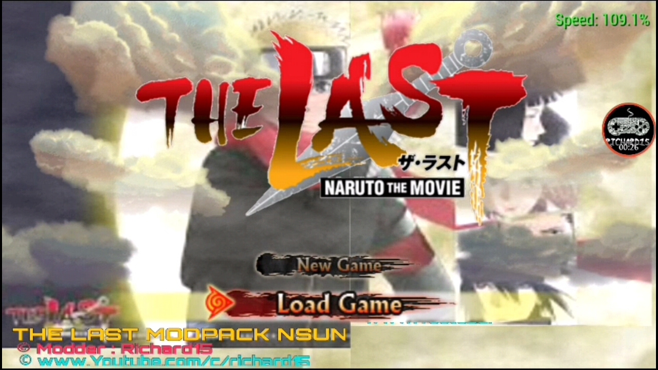 (RELEASED) Naruto Ninja Impact Mod TheLast Pack Preview ...