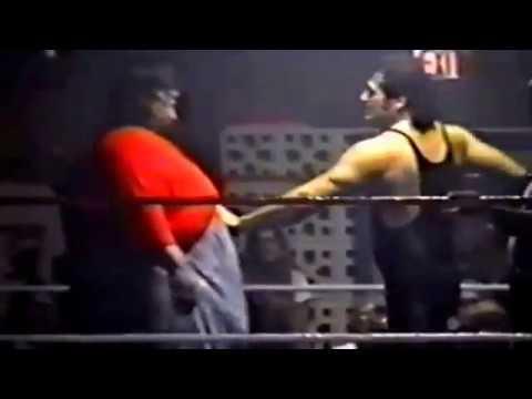 Elvis Wesley vs Haystack Calhoun Jr, 5.30.1998, IPW, St. Petersburg, FL