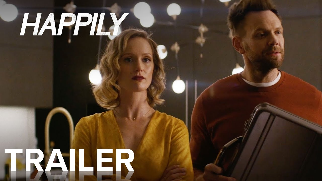 Download HAPPILY   Official Trailer   Paramount Movies