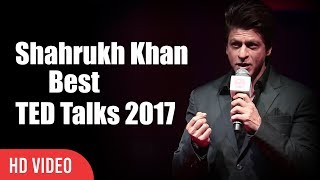 Shahrukh khan best ted talks 2017 | nayi soch new show launch | star plus