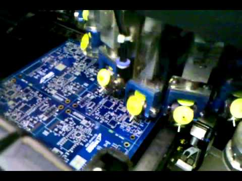 Fuji CP-643 Chip Shooter 500 Placements - PCB Assembly