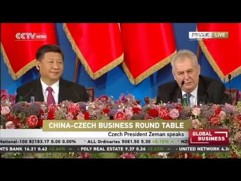 Czech President: bilateral deals cover many areas