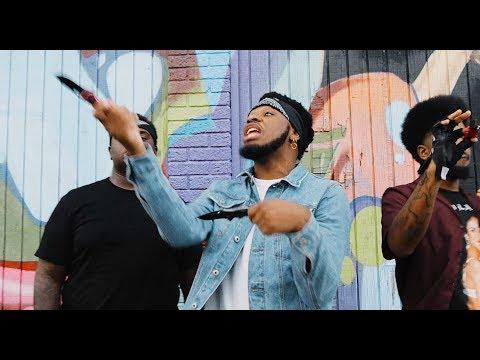 Burger Man - Pocket Knife (Official Music Video)