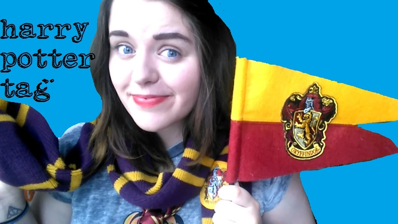 The Harry Potter Tag! (Warning: Spoilers Ahead) - YouTube