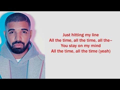 Drake - Finesse (Lyrics)