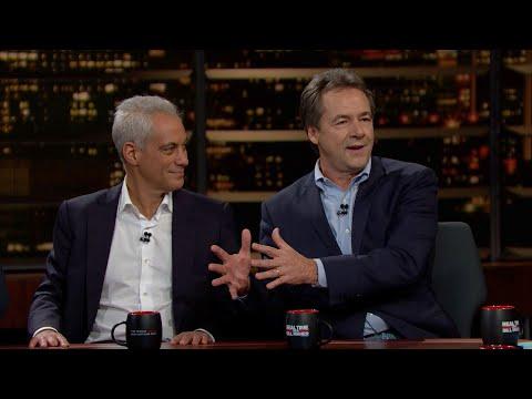 Overtime: Judd Apatow, Gov. Steve Bullock, Rahm Emanuel, Steve Schmidt | Real Time (HBO)