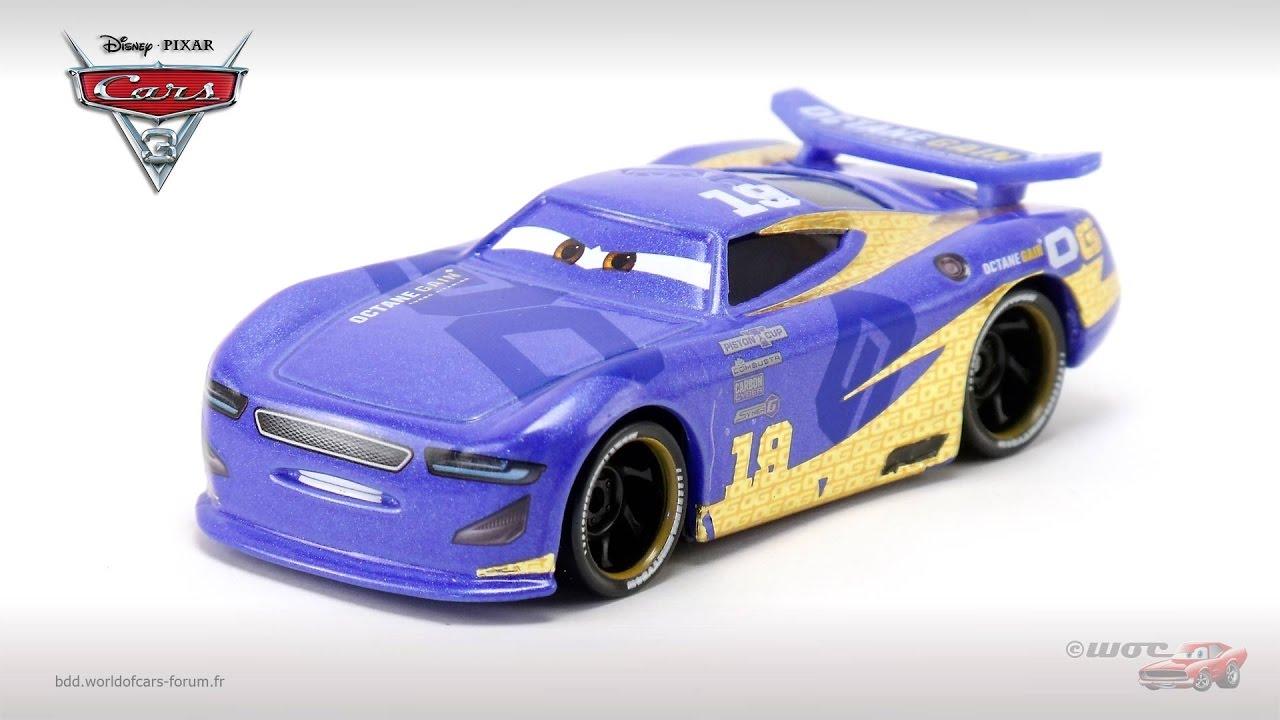 Bdd World Of Cars Danny Swervez Youtube