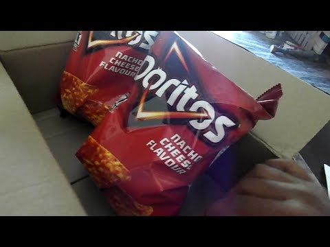 DORITOS UNBOXING REVIEW IN INDIA | AMERICAN SNACK