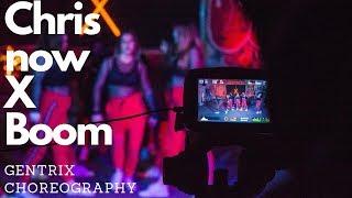 CHRIS NOW ft SHOCKMAN X BOOM |Gentrix Choreography|