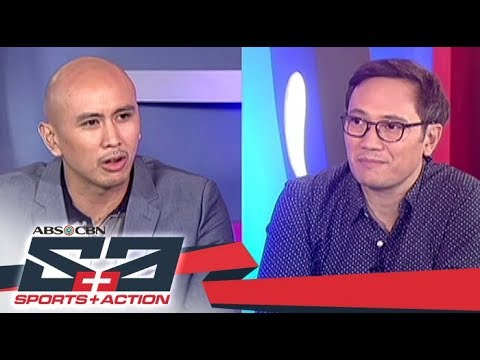 The Score: Christian Luanzon talks about this year