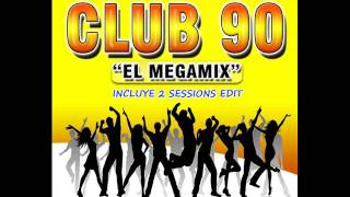 Club 90 EL Megamix (Eurodance Music)