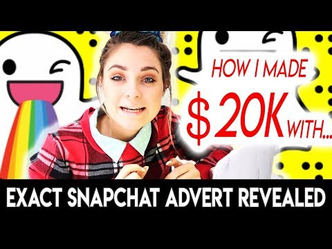 HOW I MADE $20,000 FROM SNAPCHAT ADS & MAX BOUNTY Mp3
