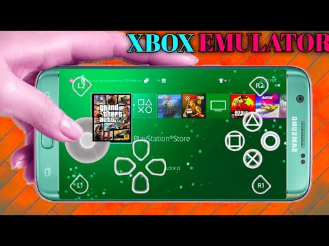 XBOX EMULATOR FOR ANDROID/IOS PLAY ALL XBOX GAMES FOR MOBILE