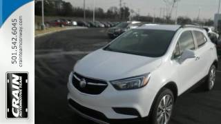 New 2017 Buick Encore Conway AR Little Rock, AR #7BT9326 - SOLD