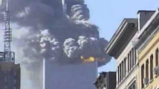 11 settembre 2001 - Il crollo delle Torri Gemelle