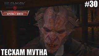 Тесхам Мутна [Ведьмак 3: Кровь и Вино] #30