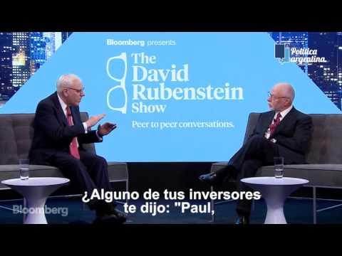 Paul Singer sobre los bonos argentinos