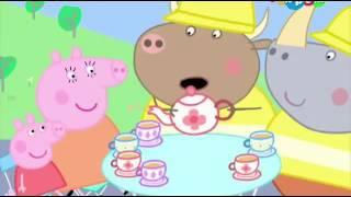 Свинка Пеппа Кролик в космосе #DJESSMAY
