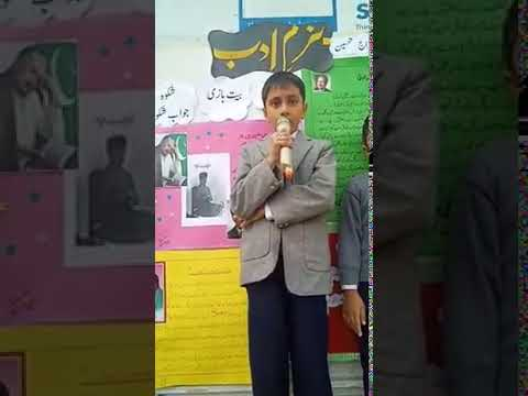 Iqbal Day 2018 - Video 3, The Knowledge City School